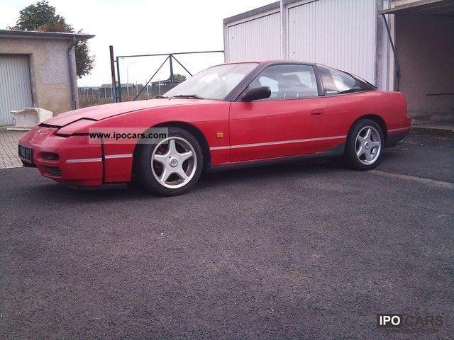 1991 Nissan  200 Turbo 16V SX Sports car/Coupe Used vehicle photo