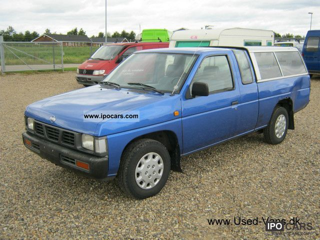 1998 Nissan  King Cab 2.5 D. Off-road Vehicle/Pickup Truck Used vehicle photo