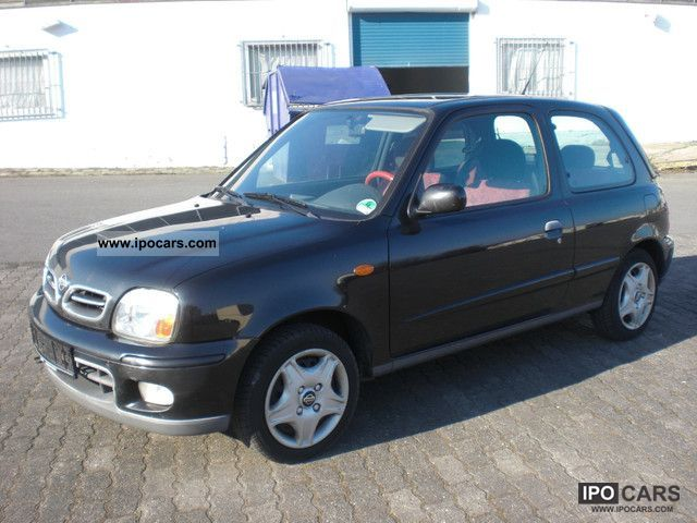 2001 Nissan  Micra 1.4 Fresh Air € 3 Small Car Used vehicle photo