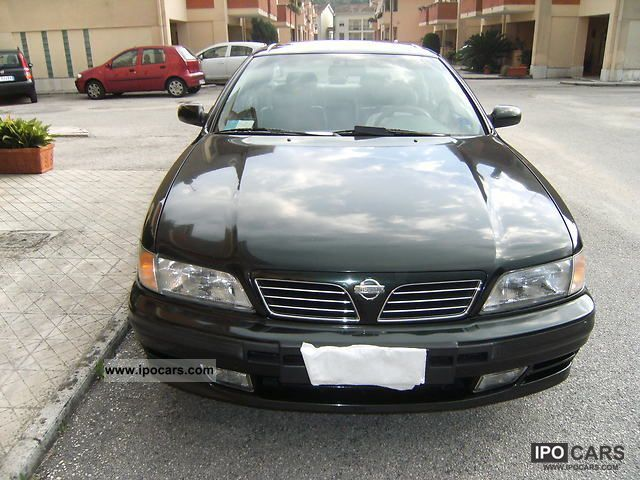 Nissan  Maxima QX 2.0 V6 1997 Liquefied Petroleum Gas Cars (LPG, GPL, propane) photo