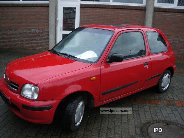 1998 Nissan  1.0 Automatic Small Car Used vehicle photo