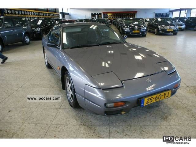 1991 Nissan  200 SX 1.8 16V Turbo Automaat Sports car/Coupe Used vehicle photo