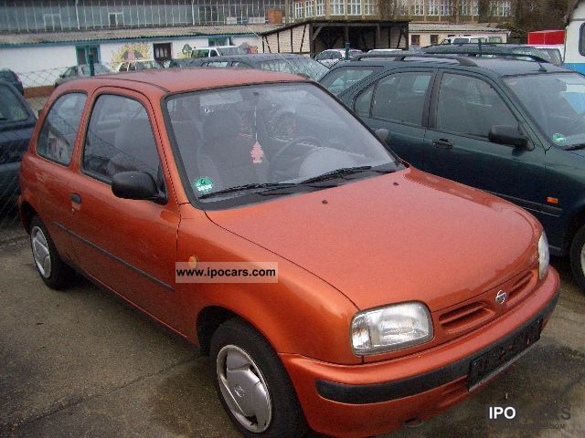 1998 Nissan  1.0, air, maintained, TÜV / AU b.02/2014, Power, EURO 2 Small Car Used vehicle photo