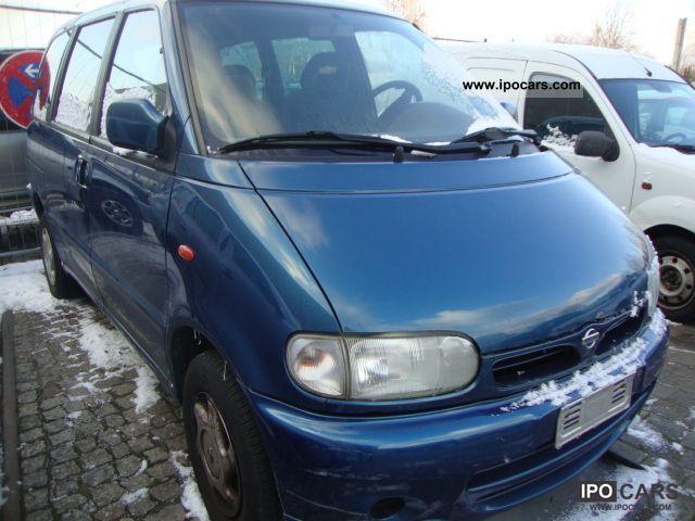 2001 Nissan  Serena 2.3 TD climate Van / Minibus Used vehicle photo