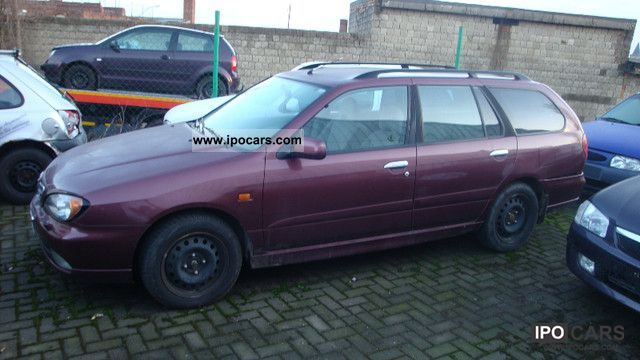2001 Nissan  1.8 Estate Car Used vehicle photo