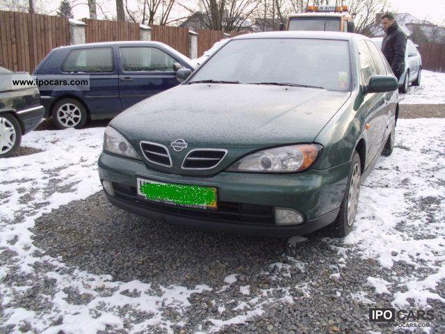 2000 Nissan  Primera P11 Other Used vehicle photo