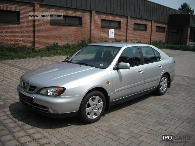 2000 Nissan Primera 1 8 Car Photo And Specs