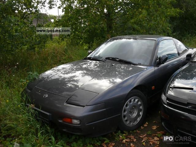 1992 Nissan  200 Turbo 16V SX Sports car/Coupe Used vehicle photo