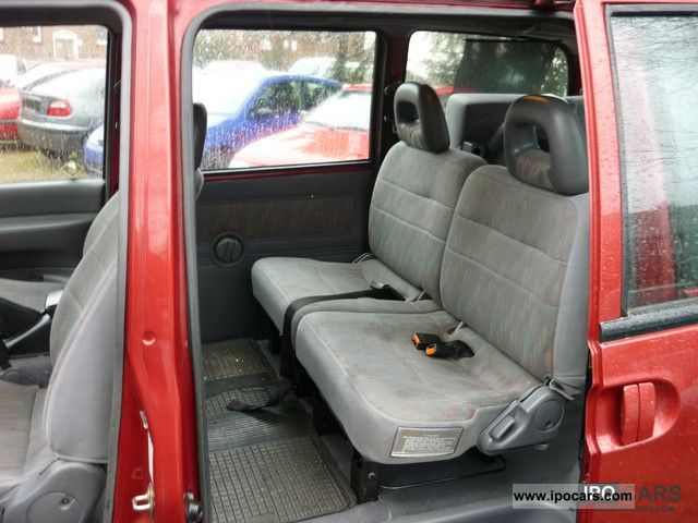 1998 Nissan Serena 1 6 Magic 7 Seater Car Photo And Specs