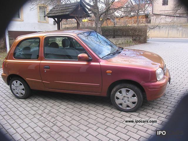 2003 Nissan  1.0 16v Small Car Used vehicle photo