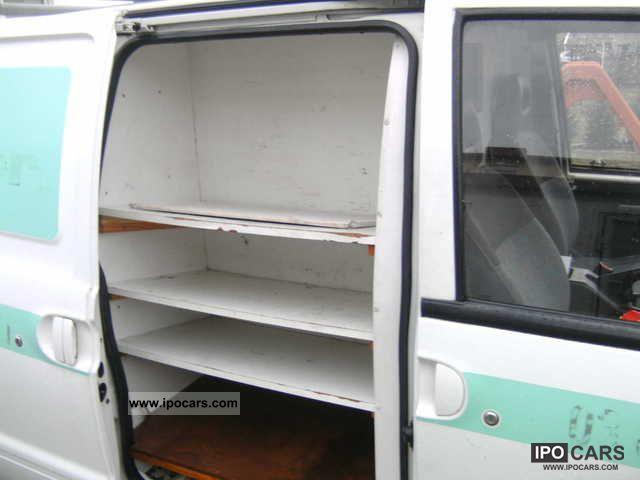 2003 Nissan  Vanette Van / Minibus Used vehicle photo