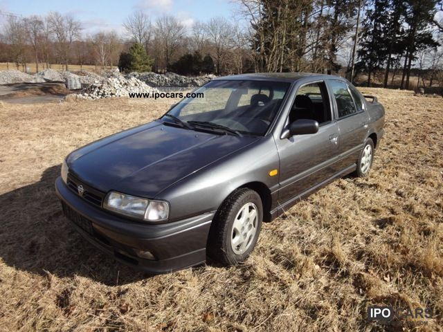 1992 nissan primera 2.0 gt - car photo and specs