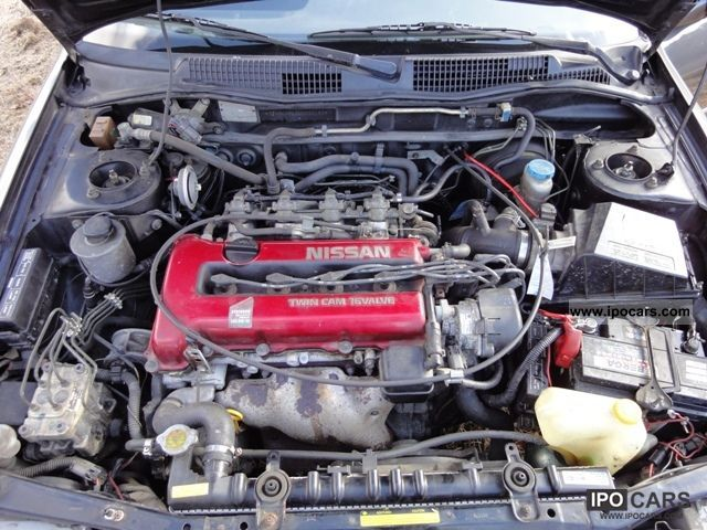 1992 Nissan Primera 2 0 Gt Car Photo And Specs