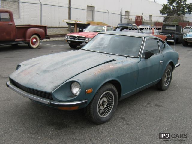 Nissan  Z 240 1971 Vintage, Classic and Old Cars photo