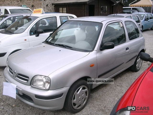 1999 Nissan  1.3 confort Small Car Used vehicle photo