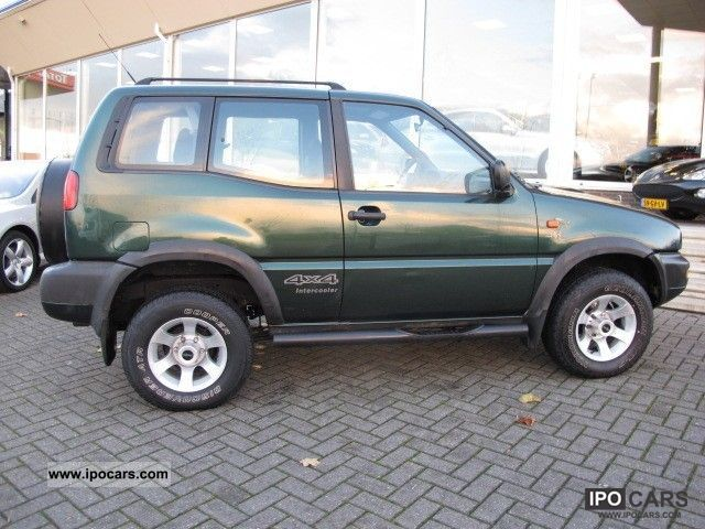 1997 nissan terrano 2 7 tdi 3 5 deurs pers 4x4 car photo and specs. Black Bedroom Furniture Sets. Home Design Ideas