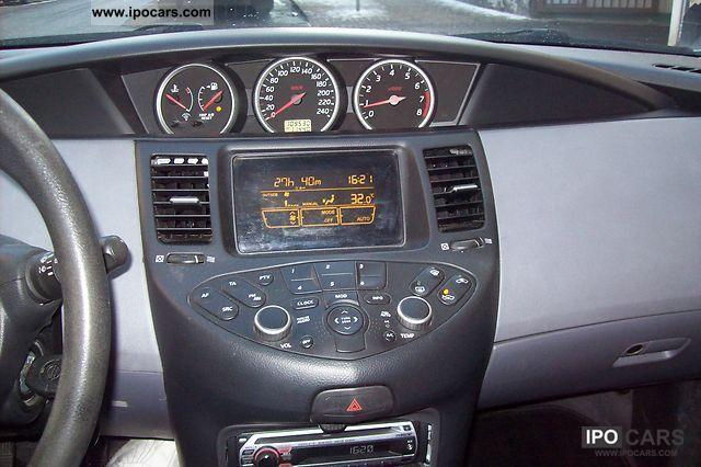 2002 Nissan Primera Traveller 18 Acenta  Car Photo and Specs
