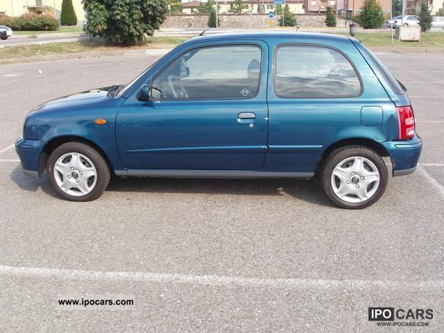 2002 nissan micra car photo and specs. Black Bedroom Furniture Sets. Home Design Ideas