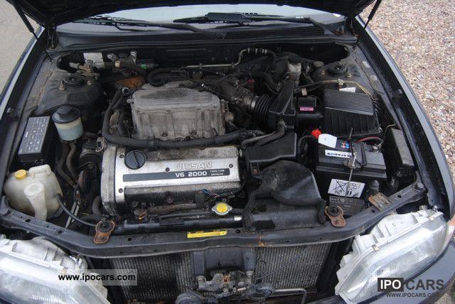 1996 Nissan Maxima Qx 2 0 V6 Se Limousine Used Vehicle Photo 4