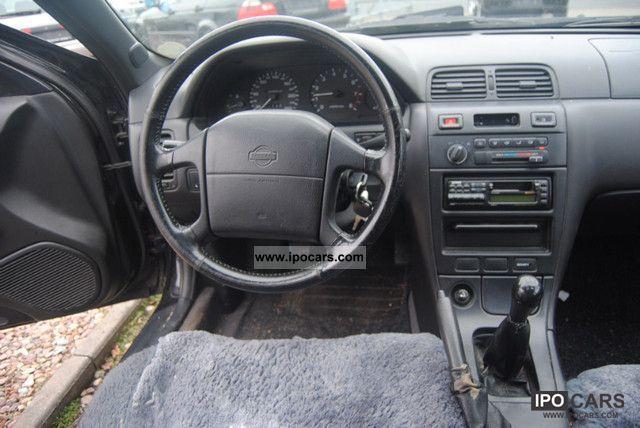 1996 Nissan Maxima Qx 2 0 V6 Se Limousine Used Vehicle Photo