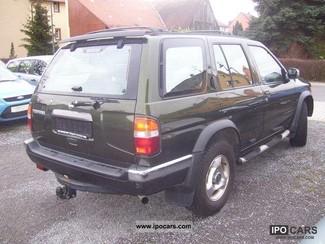 nissan pathfinder 1999 off road