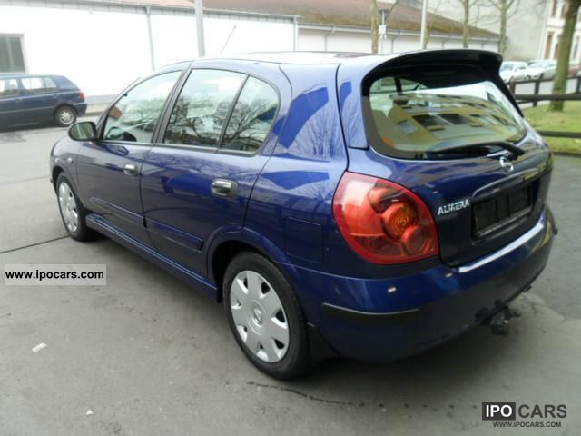 2003 nissan almera 2 2 dci sport car photo and specs. Black Bedroom Furniture Sets. Home Design Ideas