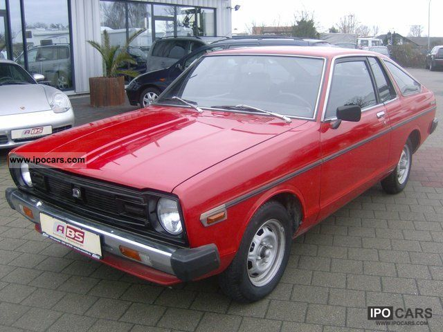 Nissan  Datsun Sunny 1979 Vintage, Classic and Old Cars photo