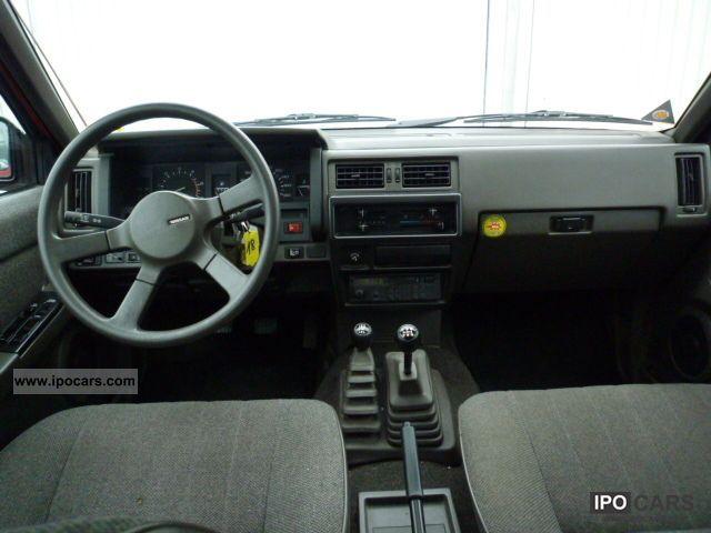 1990 nissan terrano 2 7 turbo d car photo and specs rh ipocars com Nissan Terrano 2000 1998 Nissan Terrano