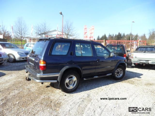 1998 Nissan Pathfinder 3 3 V6 Automatic Car Photo And Specs