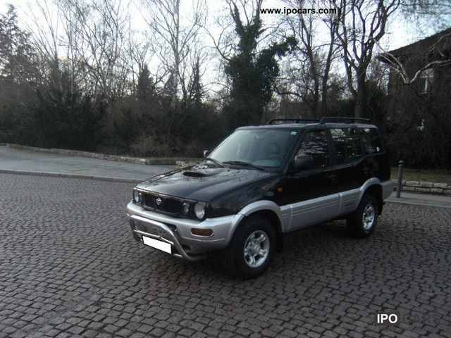 1999 nissan terrano ii 7 2 tdi automatic country car. Black Bedroom Furniture Sets. Home Design Ideas