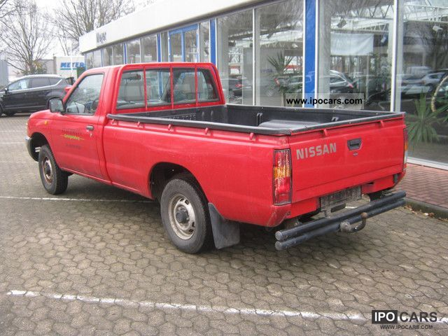 1999 Nissan Pick Up 4x2 25 Diesel Off Road Vehicle Pickup Truck Used