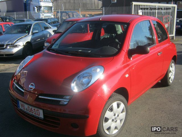 2006 Nissan  Micra 1.5 dCi Acenta Small Car Used vehicle photo