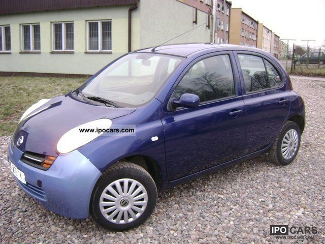 2005 nissan micra 1 5 dci car photo and specs. Black Bedroom Furniture Sets. Home Design Ideas
