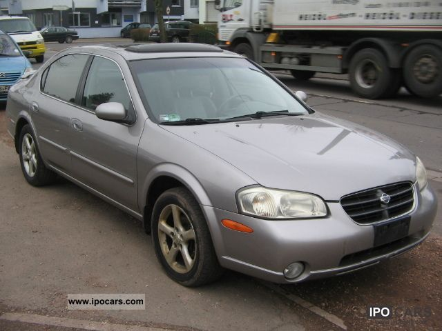 2000 nissan maxima qx se specifications information data autos post. Black Bedroom Furniture Sets. Home Design Ideas