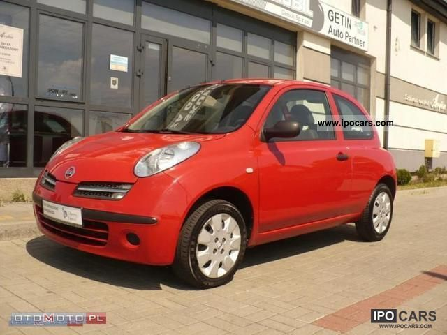 2006 nissan micra 1 5 dci car photo and specs. Black Bedroom Furniture Sets. Home Design Ideas