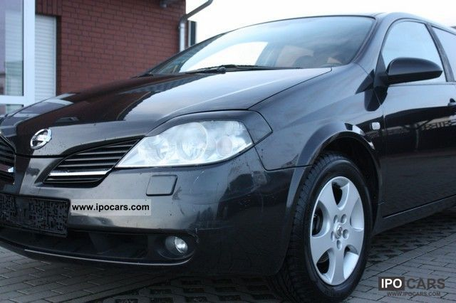 Nissan  Primera Traveller 2.0 Acenta petrol / gas Klimaaut 2004 Liquefied Petroleum Gas Cars (LPG, GPL, propane) photo