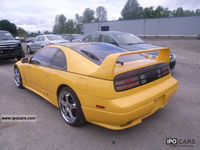 High Quality ... 1990 Nissan 300 ZX Sports Car/Coupe Used Vehicle (business Photo ...