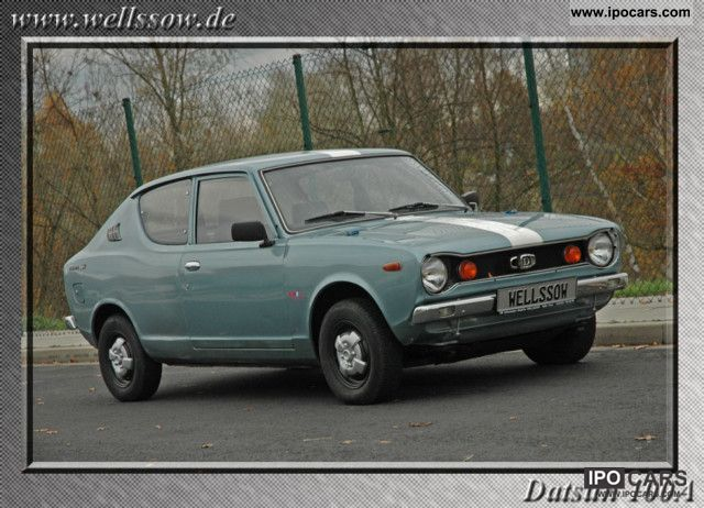 Nissan  Datsun 100A 1972 Vintage, Classic and Old Cars photo