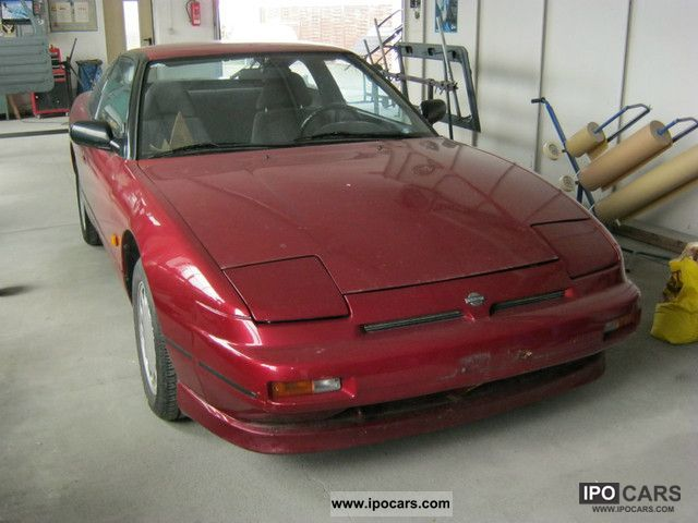 1990 Nissan 200 Turbo 16V SX Sports Car/Coupe