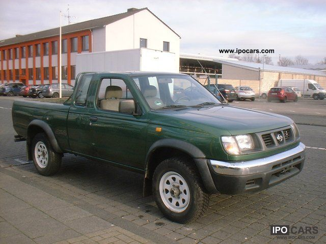 1999 Nissan Navara With Green Badge Car Photo And Specs