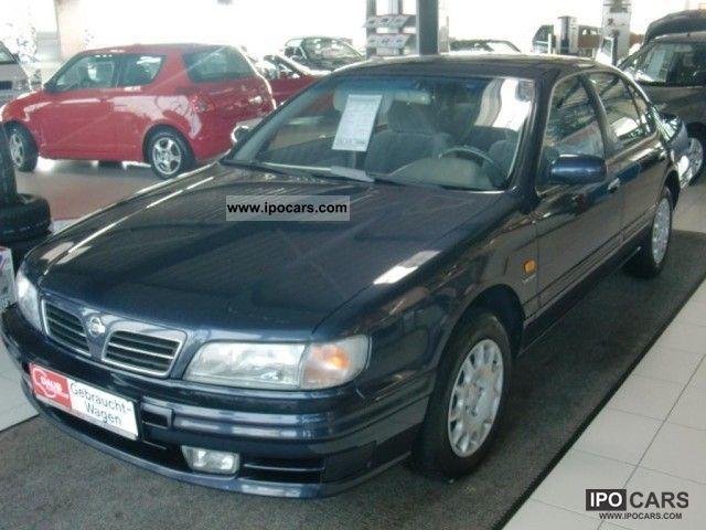 1998 Nissan  * Maxima QX 2.0 V6 NAVI Competence * AUTOMATIC * Limousine Used vehicle photo
