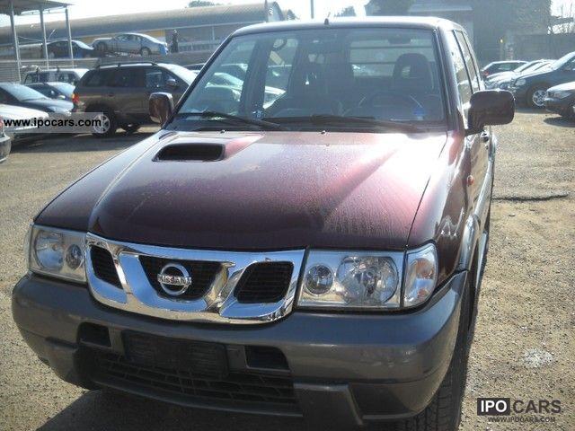 2002 Nissan  Terrano 3.0 Di 113kW Off-road Vehicle/Pickup Truck Used vehicle photo