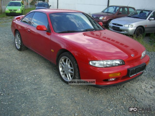 1996 Nissan  200 Turbo 16V SX Sports car/Coupe Used vehicle photo
