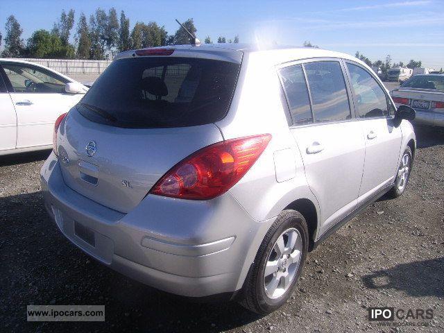 2007 Nissan TIIDA - Car Photo and Specs