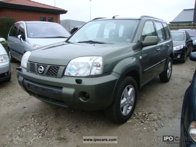 2004 nissan x trail 2 2 dci 4x4 car photo and specs. Black Bedroom Furniture Sets. Home Design Ideas