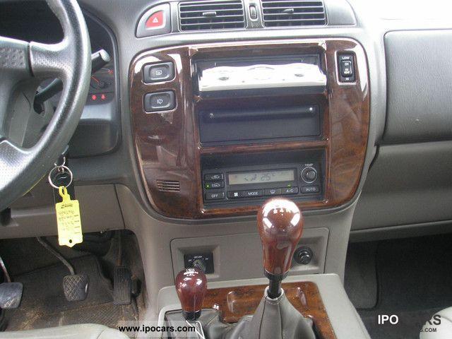 1999 Nissan Patrol GR 2 8 TurboD climate (truck-acceptance