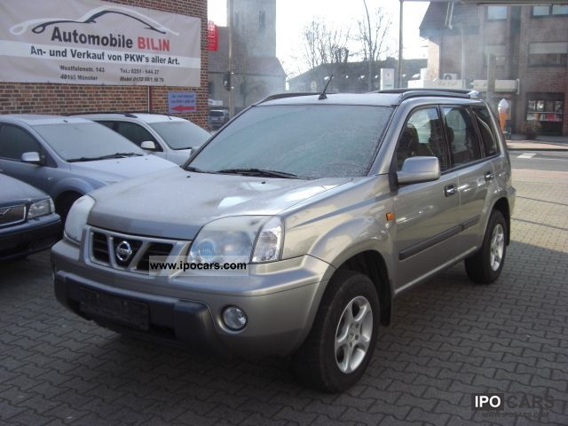 2003 nissan x trail 2 2 dci sport 4x4 car photo and specs. Black Bedroom Furniture Sets. Home Design Ideas