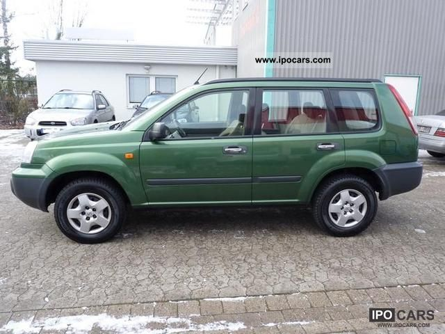 2003 nissan x trail 2 2 dci 4x4 comfort car photo and specs. Black Bedroom Furniture Sets. Home Design Ideas