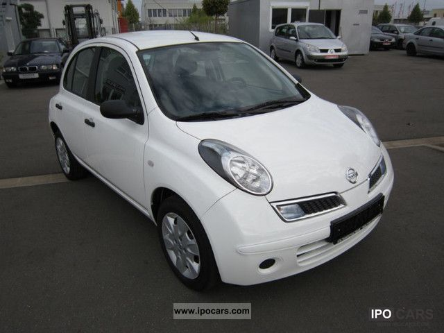 2009 nissan micra 1 5 dci acenta car photo and specs. Black Bedroom Furniture Sets. Home Design Ideas