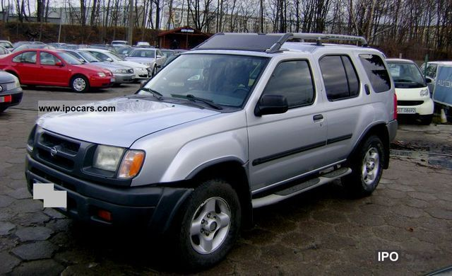 Nissan  GAZ Xterra / 2001 R / BDB STAN - POLECAM 2001 Liquefied Petroleum Gas Cars (LPG, GPL, propane) photo
